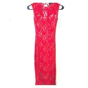 Hot Miami styles mid length dress